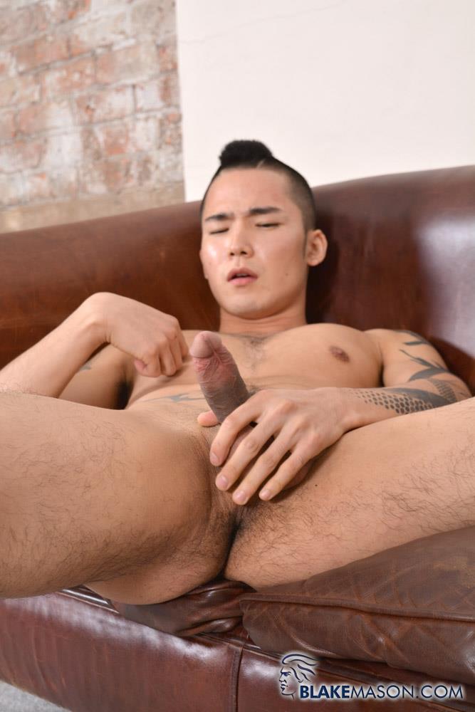 Blake-Mason-Yoshi-Kawasaki-Asian-Twink-Jerking-Off-Amateur-Gay-Porn-13 Japanese Twink Stroking His Big Asian Cock
