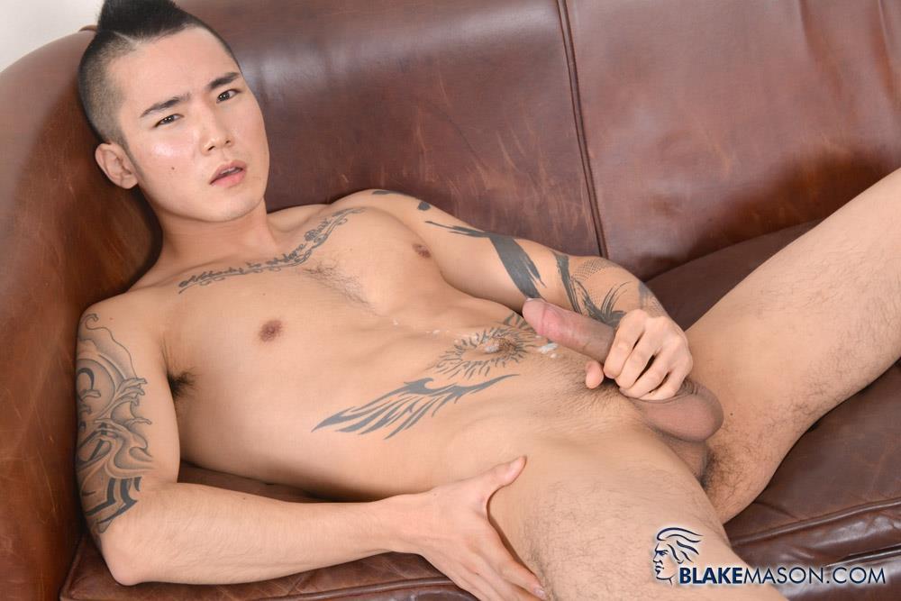 Blake-Mason-Yoshi-Kawasaki-Asian-Twink-Jerking-Off-Amateur-Gay-Porn-20 Japanese Twink Stroking His Big Asian Cock
